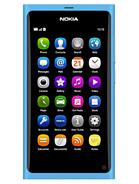 Nokia N9 Lankku